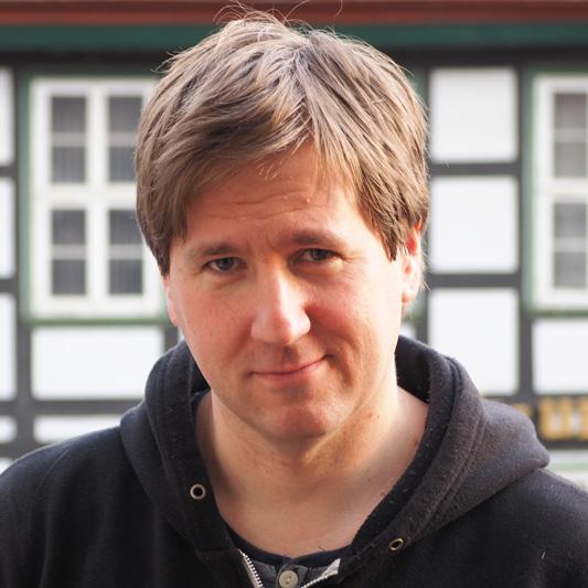 Stephan Richter – 1. Vorsitzender